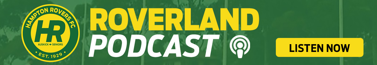 Roverland Podcast - Listen Now!